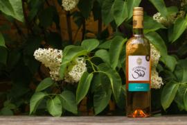 Fles Le Cabochon du sud Rosé Syrah