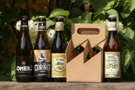 Bier kratje Blond
