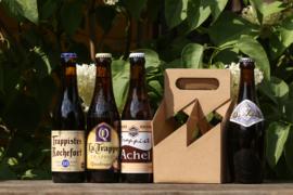 Bier kratje Trappisten