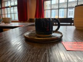 koffietas + bordje