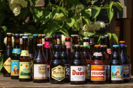 Bier kratje naar keuze