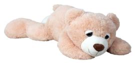 4 x Pluche slaapbeer - liggende beer - Slaapbeer liggend - 100cm SP1296