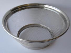 10 x Metalen Vergiet - Fruitvergiet - Zeef - 22cm  CC1155