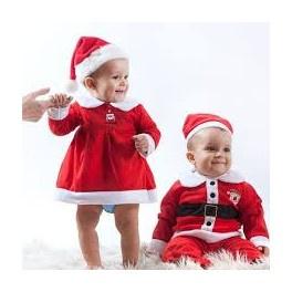12 Kerstpak voor baby ( jongen en meisje )