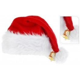 12 x Kerstmuts luxe met bel