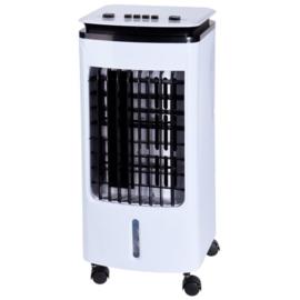 Air - Cooler - Luchtkoeler - Luchtbevochtiger - 3 in 1 - H=60cm - 4 Liter - 80 Watt - HM0020