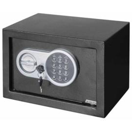 2 x Digitale kluis TRESOR 31x20x20cm zwart HK0010