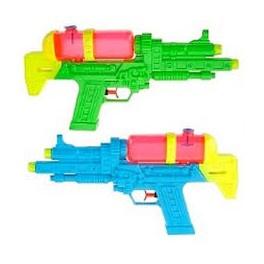 12 x Waterpistool 30 cm 3 Ass kleur