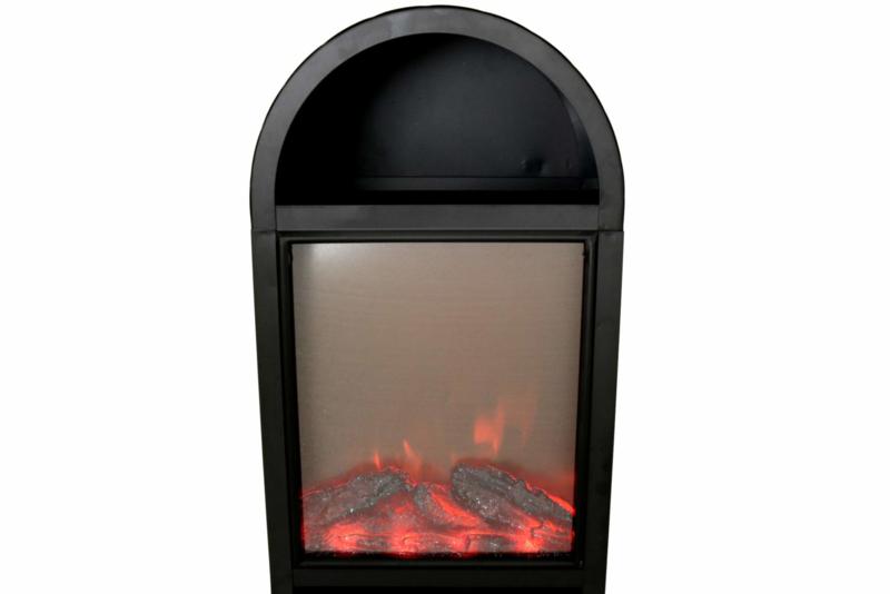 4 x Sfeerhaard - Kachel met Vlam effect  HE4000