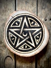 Plaquette Pentagram