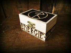 Kistje Bindrune Energie
