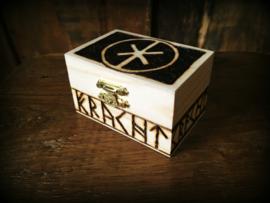 Kistje Bindrune Kracht