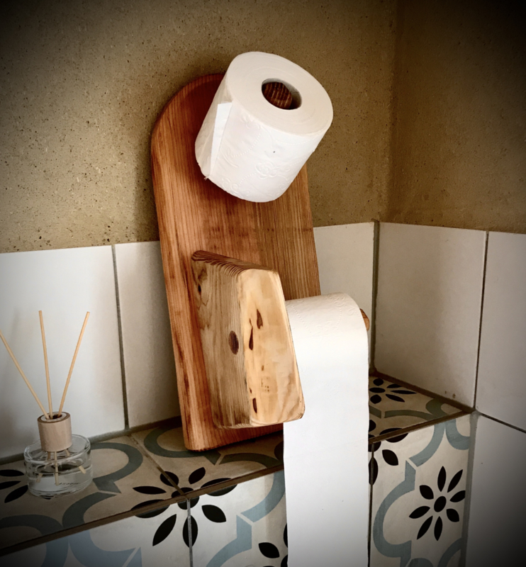 WC-rol houder Douglasspar