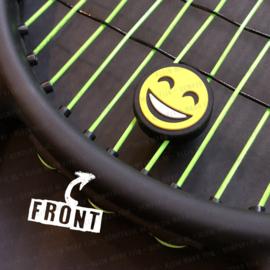 OVERGRIP + TOPTAPE SMILEY + TOSDEMPER SMILEY BLIJ/BOOS