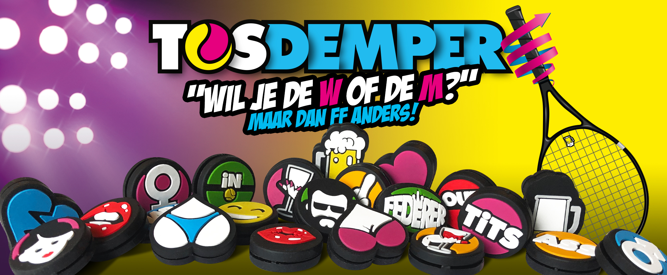 Tosdempers