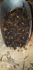Zwarte Thee Aardbei (50 gram)