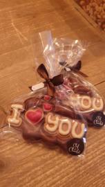 Reep chocolade