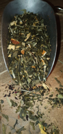 Sencha Lemon (50 gram)