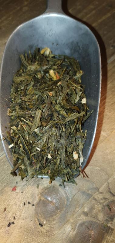 Sencha earl grey (50 gram)