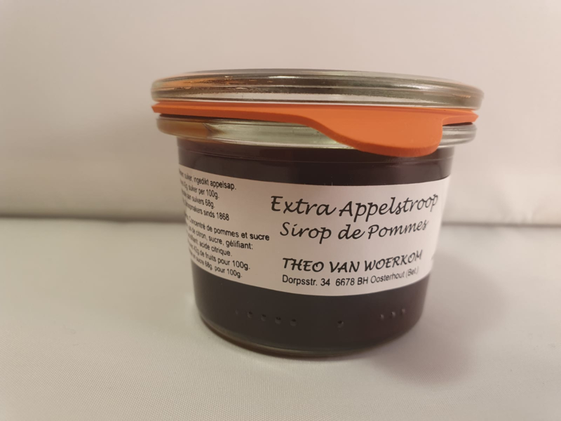 Extra appelstroop