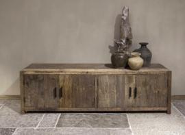 Tv meubel oud hout Wenen