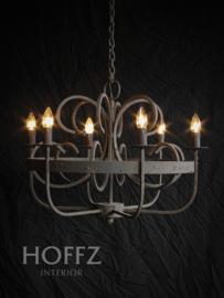Hoffz Chandelier Bliz - 6 arms