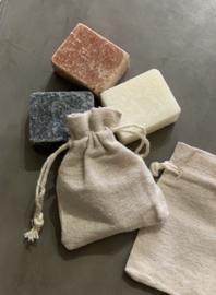Giftbag katoen/linnen