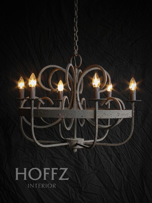 Hoffz kroonluchter Bliz - 6 arms