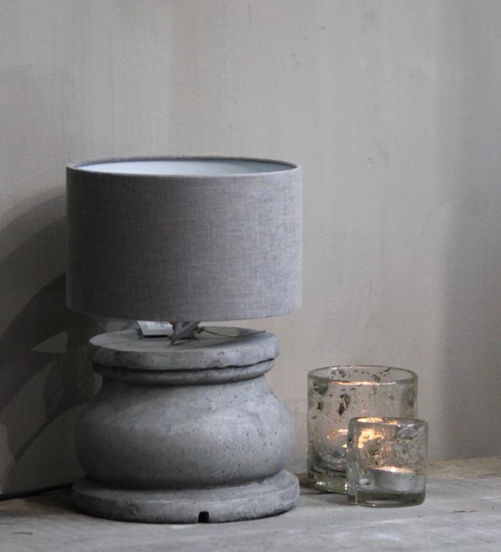 Tafellamp beton Aura Peeperkorn