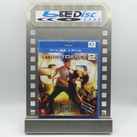 Street Dance 2 (Blu-ray 3D + Blu-ray)