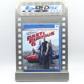 Fast & Furious 6 (Blu-ray)