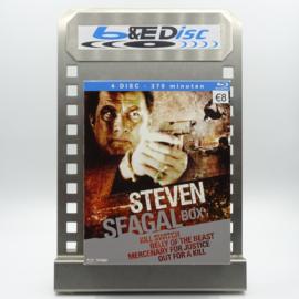 Steven Seagal Box (Blu-ray 4-Disc)