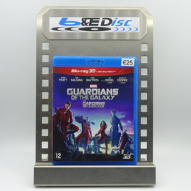 Guardians Of The Galaxy (Blu-ray 3D + 2D Blu-ray)