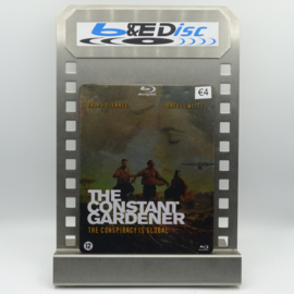 Constant Gardener, The (Blu-ray, Steelcase)