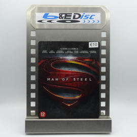 Man Of Steel (Blu-ray, Steelcase)