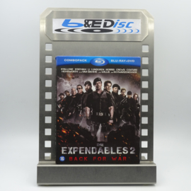 Expendables 2, The: Back For War (Blu-ray + DVD)
