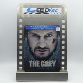 Grey, The (Blu-ray + DVD, Steelcase)