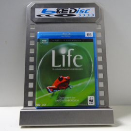 Life - BBC Earth (Blu-ray 4-Disc)