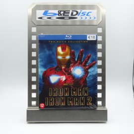 Iron Man 1 & 2 (Blu-ray)