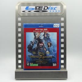 Pirates of the Caribbean : Salazar's Revenge (Blu-ray 3D + Blu-ray)