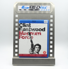 """Magnum Force """"Dirty Harry"""" (Blu-ray)"""