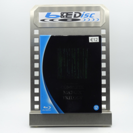 Matrix: Trilogy (Blu-ray 3-Disc)