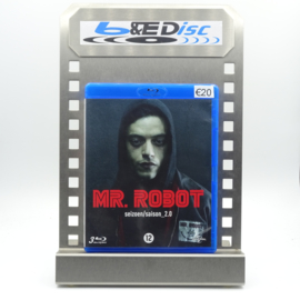 Mr. Robot: Seizoen 2.0 (Blu-ray 3-Disc)
