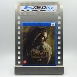 Hobbit, the : The Desolation Of Smaug (Blu-ray 3D + Blu-ray)