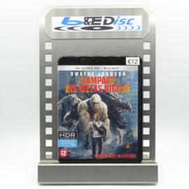 Rampage (4K Ultra HD + Blu-ray)