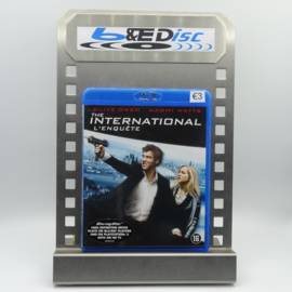 International, The (Blu-ray)