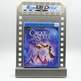 Cirque Du Soleil : Worlds Away (Blu-ray)