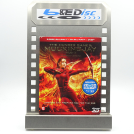 Hunger Games, The : Mockingjay Part 2 (2-disc Blu-ray + 3D Blu-ray + DVD)