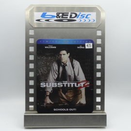 Substitute 2, The (Blu-ray, Steelcase)