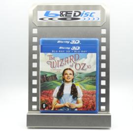 Wizard Of Oz, The (Blu-ray 3D + Blu-ray)